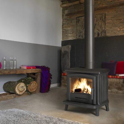 Soba pe lemne Invicta Norik