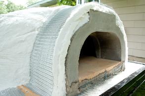 constructia unui cuptor de paine