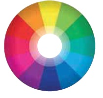 culori bordelet ral