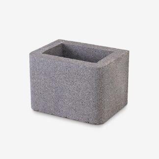 cubo prolunga 30x30 cm grezzo per diva