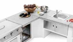 Module optionale pentru barbeque si cuptoare